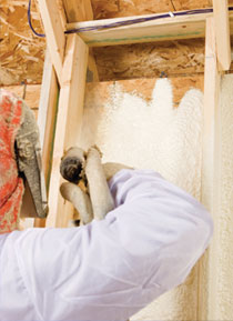 Little Rock Spray Foam Insulation Services and Benefits